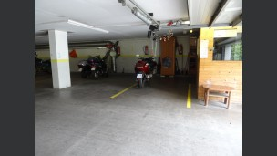 garáž Bobkova ul.