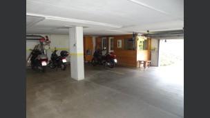 motorky v Bobkově máme přímo u stanoviště hlídače